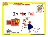 """SECRET STORIES® Guided Readers- """"In the Fall"""" (w/ Phonics Secrets!)"""