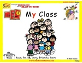 "SECRET STORIES® Guided Readers- ""My Class"" (w/ Phonics Secrets!)"