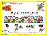 """SECRET STORIES® Guided Readers- """"My Classmates"""" (w/ Phonic"""