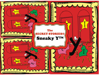 SECRET STORIES Sneaky Y® Phonics Secret!