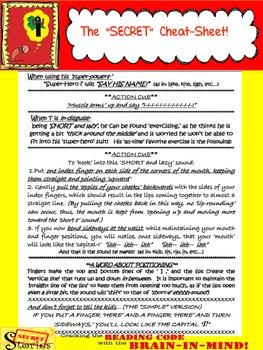 SECRET STORIES® Superhero Vowels® Phonics Secret!