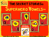 SECRET STORIES® Superhero Vowels® Phonics Secret!