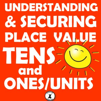 {UNDERSTANDING PLACE VALUE} {TENS and ONES} {dyscalculia}