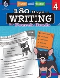 180 Days of Writing for Fourth Grade