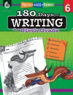 180 Days of Writing for Sixth Grade