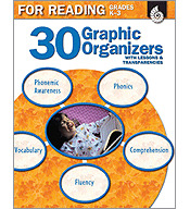 30 Graphic Organizers for Reading Grades K-3