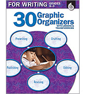 30 Graphic Organizers for Writing Grades K-3
