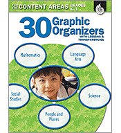 30 Graphic Organizers for the Content Areas Grades K-3