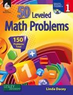 50 Leveled Math Problems: Level 1
