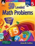 50 Leveled Math Problems: Level 5