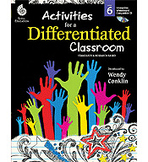 Activities for a Differentiated Classroom Level 6 (Enhanced eBook)