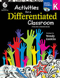 Activities for a Differentiated Classroom - Level K