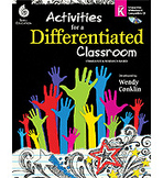 Activities for a Differentiated Classroom Level K (Enhanced eBook)