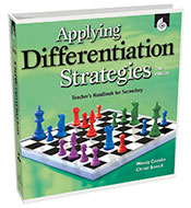 Applying Differentiation Strategies - Grades 6 to 12