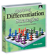 Applying Differentiation Strategies: Teacher's Handbook Secondary