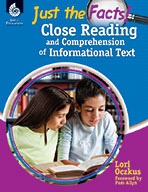 Close Reading and Comprehension of Informational Text