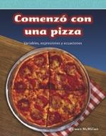 Comenz�_ con una pizza (It Started With Pizza) (Spanish Version)