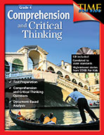 Comprehension and Critical Thinking - Grade 4