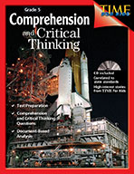 Comprehension and Critical Thinking - Grade 5