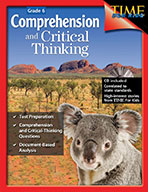 Comprehension and Critical Thinking - Grade 6