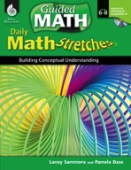 Daily Math Stretches: Levels 6-8
