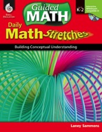 Daily Math Stretches: Levels K-2