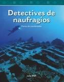 Detectives de naufragios (Shipwreck Detectives) (Spanish Version)