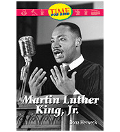 Early Fluent Plus: Martin Luther King JR.