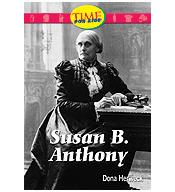 Early Fluent Plus: Susan B. Anthony (Spanish Version)