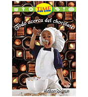 Early Fluent: Todo acerca del chocolate (All About Chocolate)