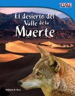 El desierto del Valle de la Muerte (Death Valley Desert) (Spanish Version)