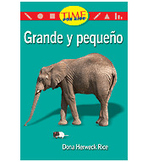 Emergent: Grande y pequeno (Big and Little) (Enhanced eBook)