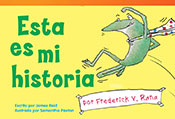 Esta es mi historia por Frederick V. Rana (This Is My Story by Frederick G. Frog)