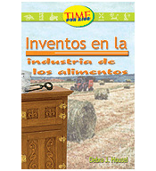 Fluent: Invenciones en la Industria de los alimentos (Inventions in the Food Industry)