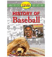 Fluent Plus: History of Baseball 3rd Grade