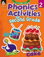 Foundational Skills: Phonics for Second Grade