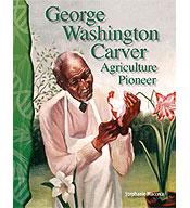 George Washington Carver: Agriculture Pioneer Interactiv-eReader