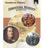 Hands-On History: American History Activities (Enhanced eBook)
