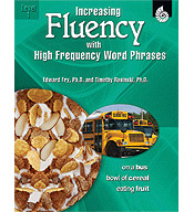 Increasing Fluency with High Frequency Word Phrases: Grade 1