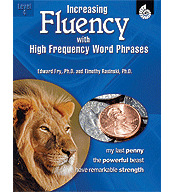 Increasing Fluency with High Frequency Word Phrases: Grade 4