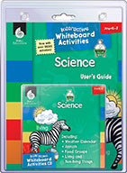 Interactive Whiteboard Activities: Science