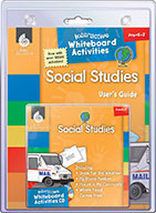 Interactive Whiteboard Activities: Social Studies