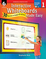 Interactive Whiteboards Made Easy (ActivInspire Software) - Level 1