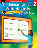 Interactive Whiteboards Made Easy (ActivInspire Software) - Level 2