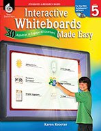 Interactive Whiteboards Made Easy (ActivInspire Software) - Level 5