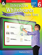 Interactive Whiteboards Made Easy (ActivInspire Software) - Level 6