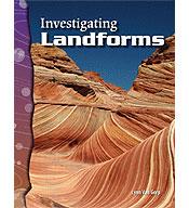 Investigating Landforms Interactiv-eReader