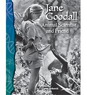 Jane Goodall: Animal Scientist and Friend Interactiv-eReader
