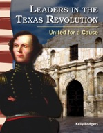 Leaders in the Texas Revolution