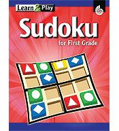Learn & Play Sudoku Grade 1